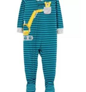 Новая пижама Carter's