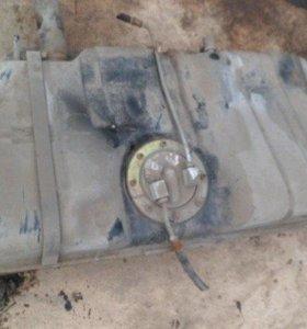 Бак с бензонасосом инжекторный ваз 2110 2114 2112