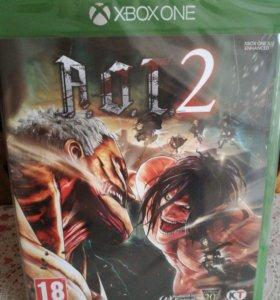 Attack on Titan 2 (XBOX One)
