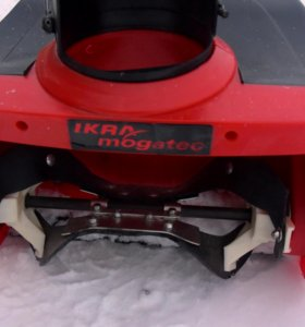 Электрический снегоуборщик IKRA MOGATEC ESF 4016