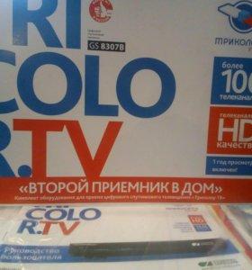 Ресивер Триколор ТВ GS 8307В