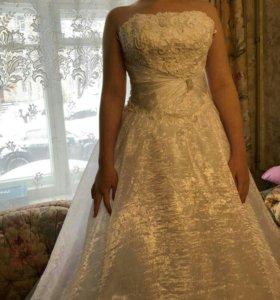 Свадебное платье хорошего качества
