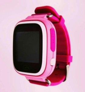 Детские часы. Smart Baby Watch Q80