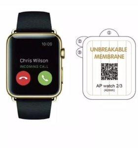 Apple Watch S4 Защитная плёнка
