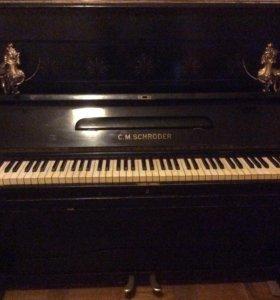 Пианино C.M.SCHRODER