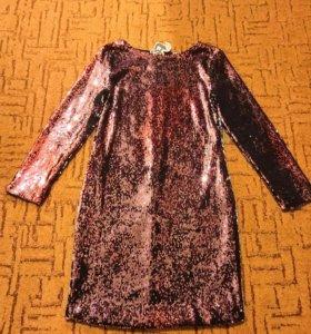 Продам платье 46р.