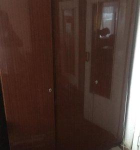 Шкаф платяной ширина 1320 мм