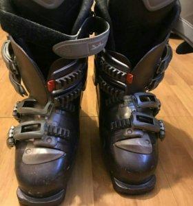 Ботинки женские для горных лыж Salomon