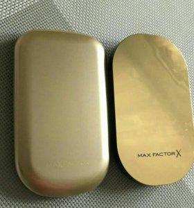 MAX FACTOR пудра Facefinity Compact 06 и 002