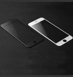 Защитное стекло iPhone 5,5s,6+,6s,7+