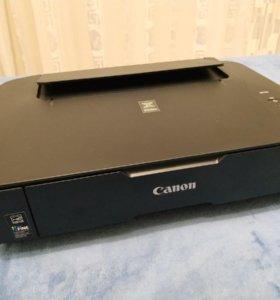 цветной принтер-сканер-копир Canon