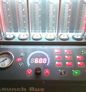 Чистка топливных форсунок (бензиновых)