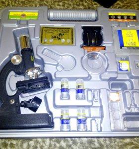Набор для исследований микроскоп