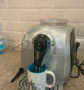 Кофемашина Philips Saeco x-small HD 8745