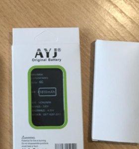 Аккумулятор на IPhone 6