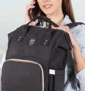 Рюкзак для мамы черный
