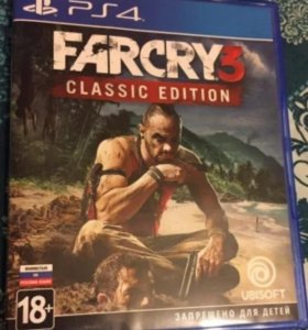 Игра PS4 Far Cry 3: Classic Edition