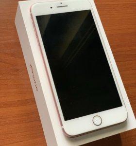 iPhone 7 Plus 32Gb «розовое золото»