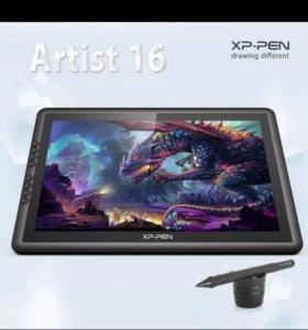 Графический планшет xp-pen 15.6