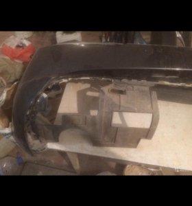 Opel Astra j gtc, бампер задний