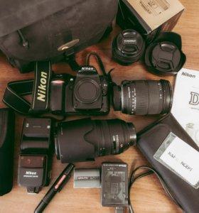 Nikon D80 набор