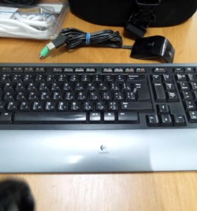 Беспроводная клавиатура Logitech s510