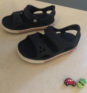 Crocs сандалики с6