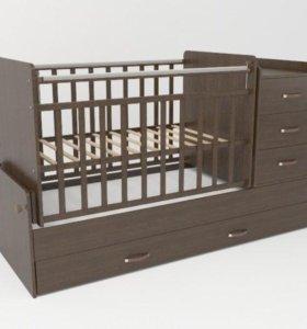 Кровать -трансформер