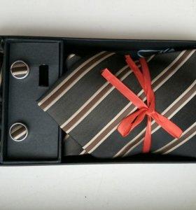 Подарочный набор с галстуком