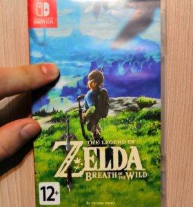 Zelda на нинтэндо свич.