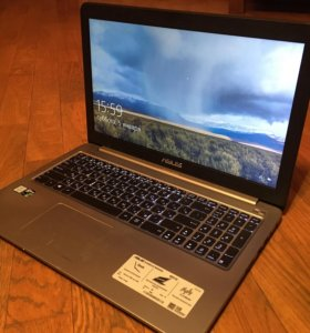 Ноутбук ASUS K501U