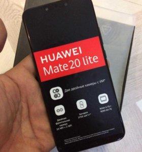 Huawei Mate 20 lite black 4/64 (новый)