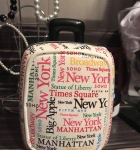 Копилка для монет New York