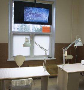 Аренда кабинета ногтевого сервиса маникюр, педикюр
