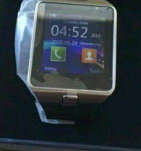 Smart Watch DZ09 - Умные часы (аналог Apple Watc)