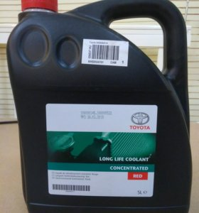 Антифриз Toyota Long Life Coolant