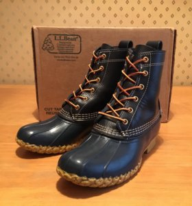 "L.L.Bean 8"" Thinsulate Made in USA"