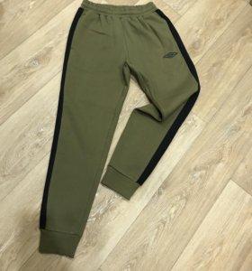 Новые оригинальные зимние брюки Umbro