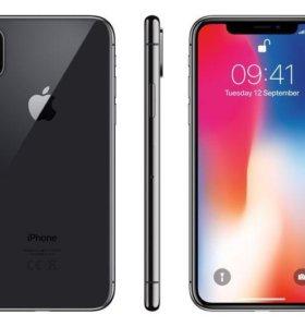 iPhone X 256гб