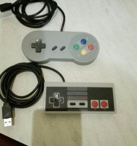 NES Style и SNES style