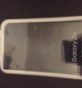 Оригинальный чехол на Samsung gelaksi j 1