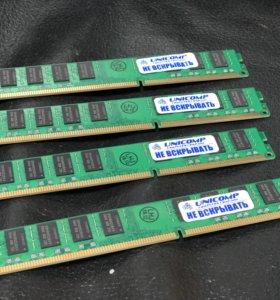 4GB DDR 3 для компьютера новые
