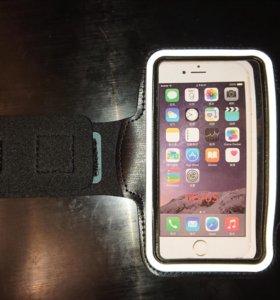 Спорт чехол на запястье под iPhone 6s