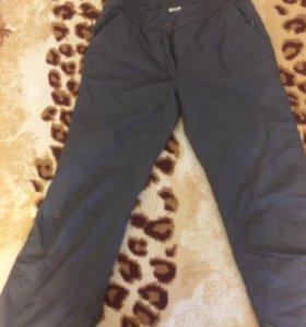 Горнолыжные штаны 46
