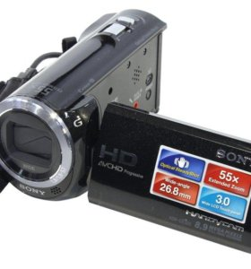 Видеокамера Sony HDR-CX320E FullHD 55x