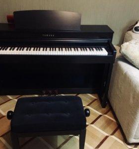 Пианино цифровое yamaha CLP-470