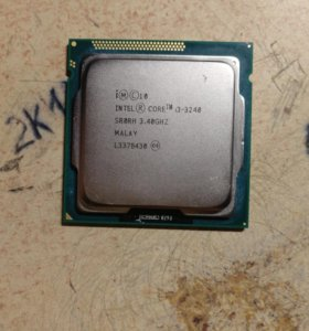 Процессор Intel Core I3-3240 3.40Ghz