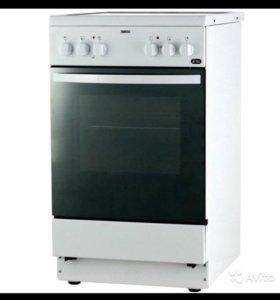 Электрическая плита Zanussi ZCV9540G1W