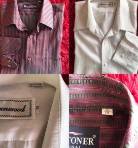 Рубашки муж.классические