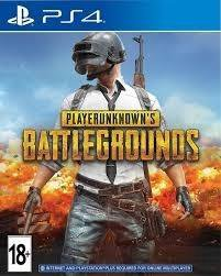 PlayBattleGround PS4